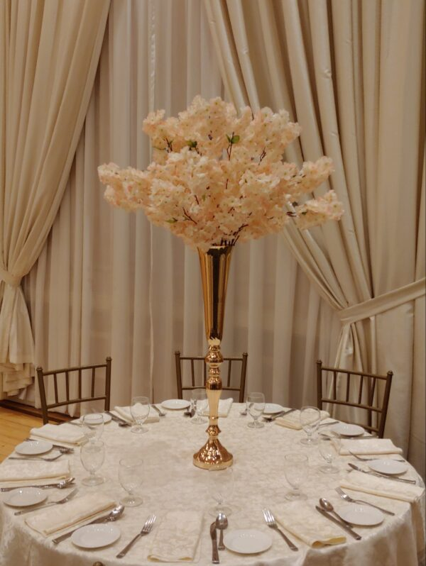 Cherry Blossom Table Centerpieces