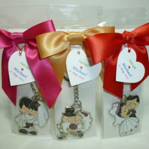 Wedding Keychain Favours